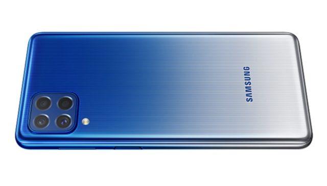 Обзор Samsung Galaxy M62