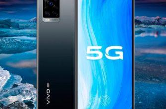 Обзор смартфона Vivo S7t
