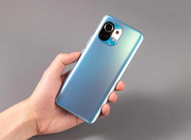 Стоимость Xiaomi Mi 11