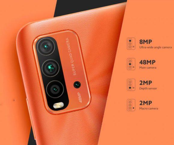 Характеристики смартфона Xiaomi Redmi 9T
