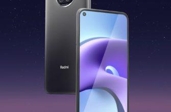 Обзор Xiaomi Redmi Note 9T 5G