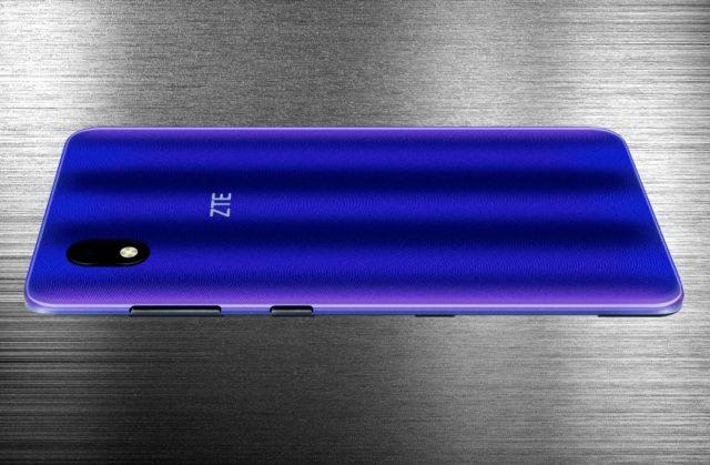 Обзор ZTE Blade A3 (2020) NFC