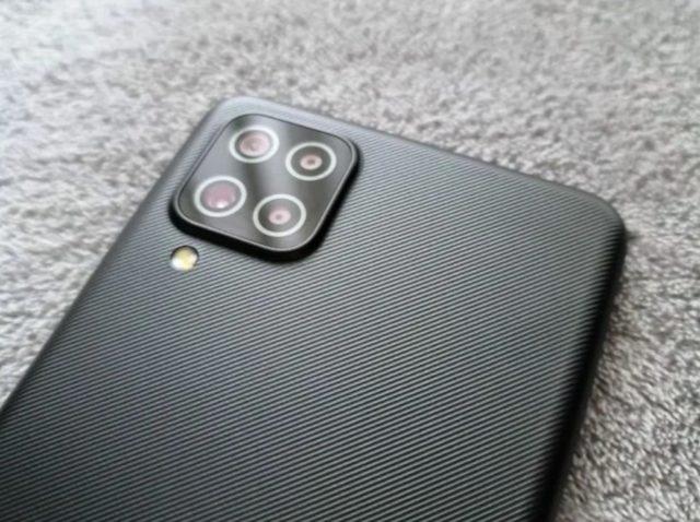 Скидка на Samsung Galaxy A12