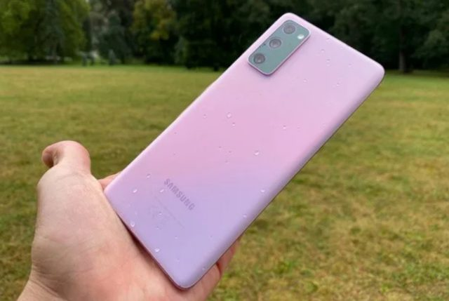 Флагманский Samsung 2020 года распродают за 41 тысячу рублей: SuperAMOLED, HDR10+, 120 Гц, 4500 мАч