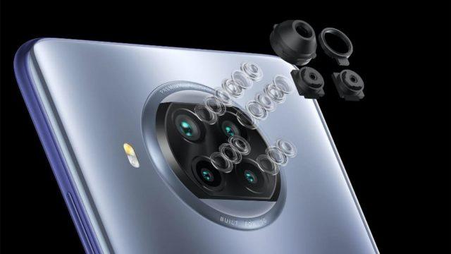 Характеристики Xiaomi Mi 10T Lite