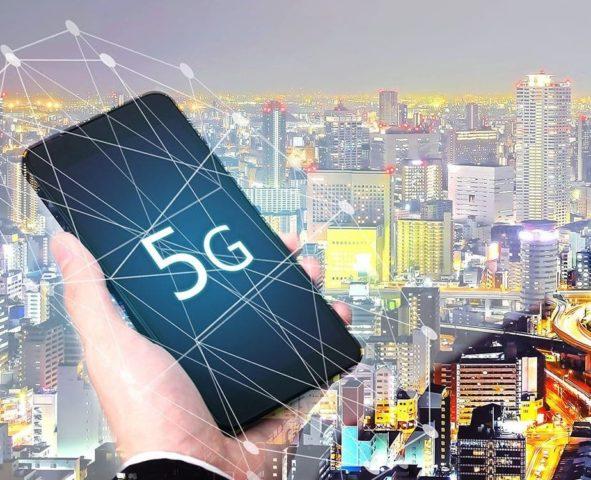5G уже в России
