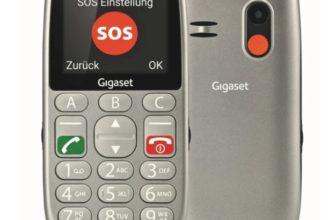 Обзор Gigaset GL390