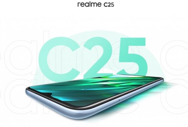 Realme – чемпион по автономным бюджетникам: выходит Realme C25 с 6000 мАч и 48 МП