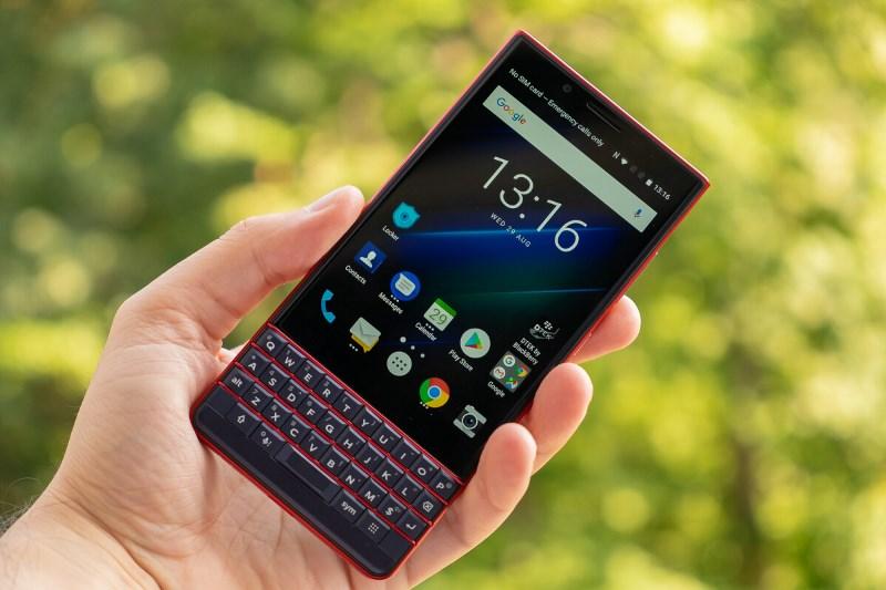 BlackBerry возвращается на рынок смартфонов. С флагманскими технологиями и 5G