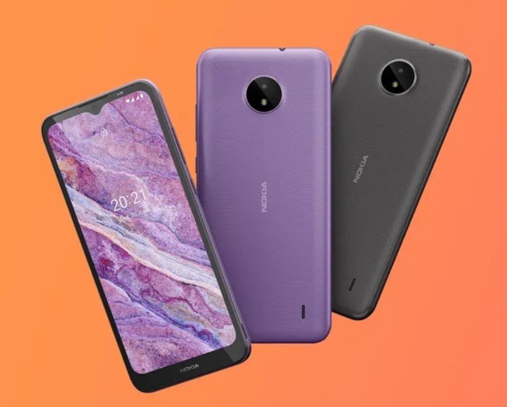 Дешевле уже некуда: Nokia C10 за 7 тысяч с копейками из прочного поликарбоната и на Android 11 Go
