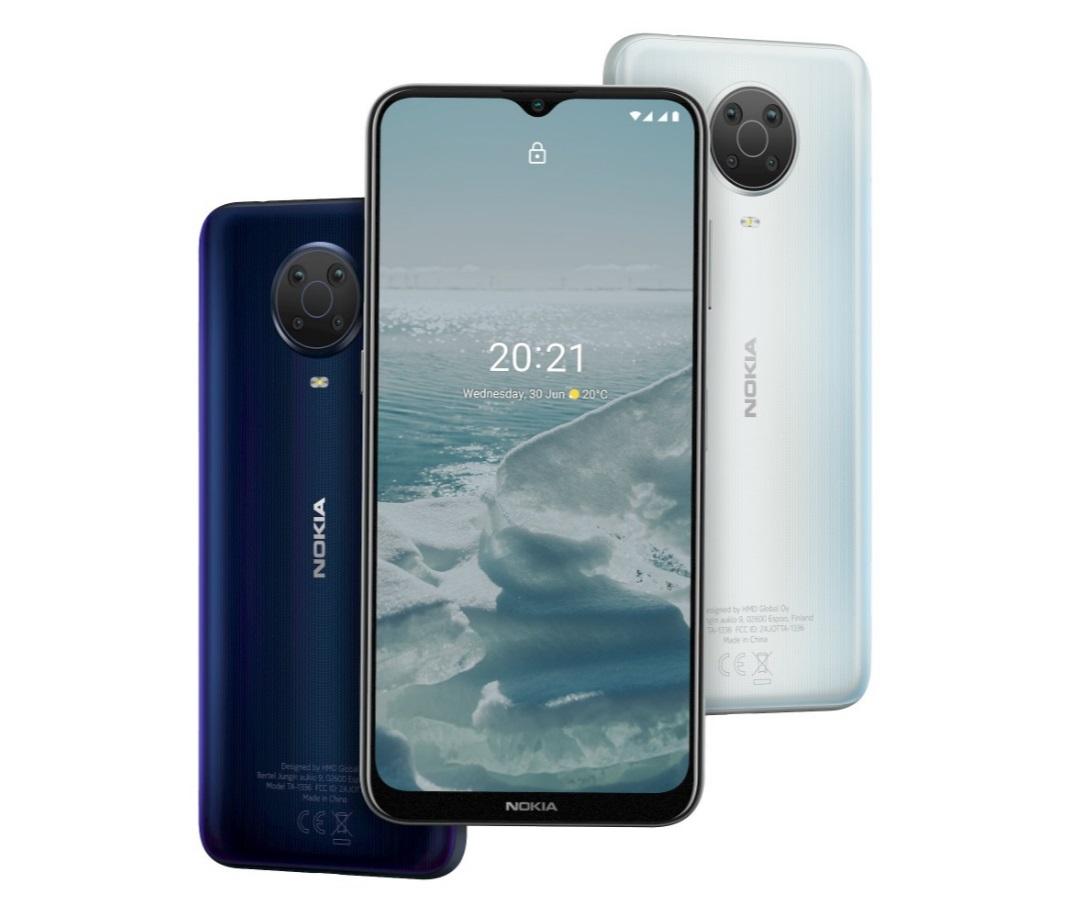 На него можно положиться: дешевый Nokia G20 с огромной батареей, Android 11 и NFC