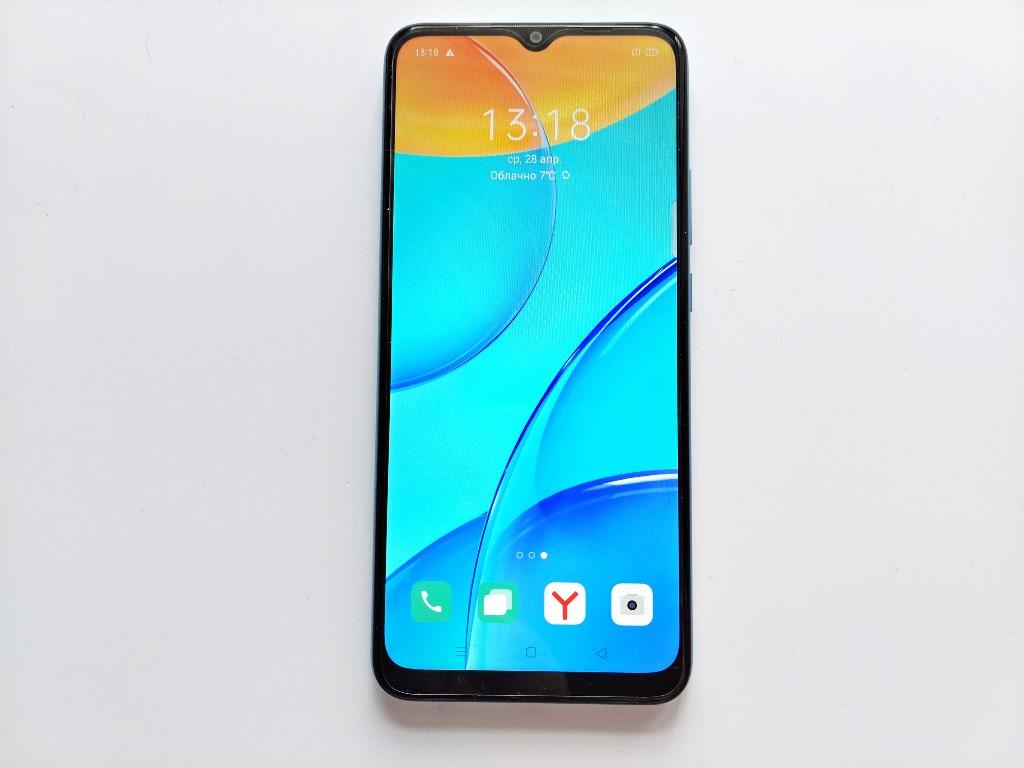 Без наворотов, но может многое: смартфон с Helio P35 за 8 тысяч рублей