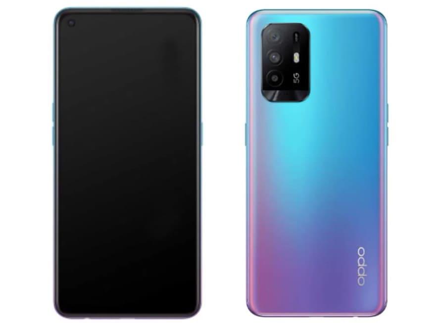 Oppo рулит: смартфон на средний бюджет с 5G, ColorOS 11.1, NFC и на мощном Dimensity 800U