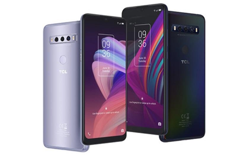 Странный смартфон, странная цена: в Россию прибыл новый TCL с NFC, 4/128 ГБ и 4000 мАч