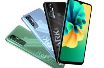 В Россию едет смартфон самого популярного бренда в Африке: 6,8 дюйма, 90 Гц, 5000 мАч и Android 11