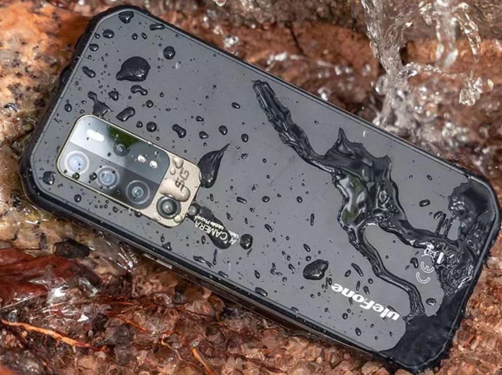500 Мбит/с – с такой скоростью в сетях 5G работает защищенный смартфон с опцией ночного видения