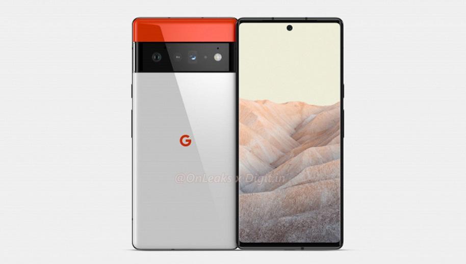 Грядет новое поколение смартфонов Google на Android 12: камера 50 МП, зарядка 50 Вт