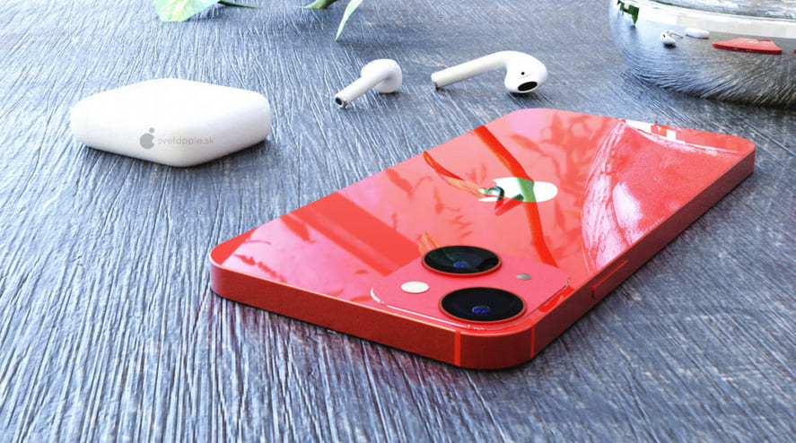 Любители маленьких айфонов возрадуются: iPhone 13 mini все же выходит