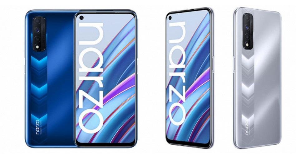 Все технологии в смартфоне за 14 тысяч: вышел бюджетный Realme с 90 Гц, NFC и 5000 мАч
