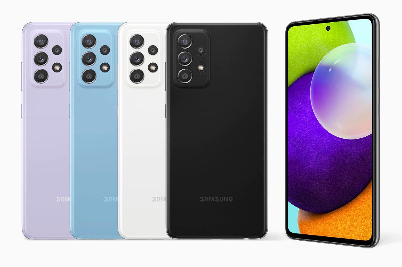 Еще один мощный корейский смартфон на средний бюджет: Snapdragon 750G, 8/128 ГБ, зарядка 25 Вт