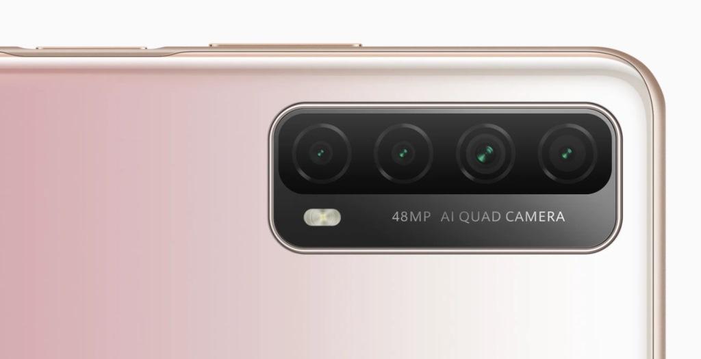 Бюджетный Huawei 2021 года за 12 тысяч, у которого нет конкурентов: 4/128 Гб, NFC, Kirin 710, 48 МП, зарядка 22,5 Вт