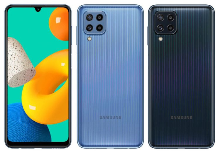 200 долларов, большой Super AMOLED и мегабатарея: вышел Samsung Galaxy M32