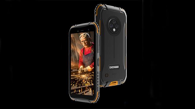 5 дюймов – сегодня редкость: маленький смартфон за 100 долларов с суперзащитой IP68