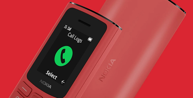 В Россию приехал кнопочник Nokia c 4G, из которого полностью убрали камеру и все лишнее