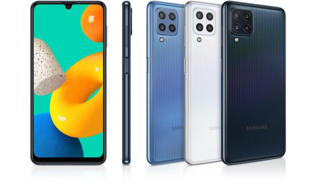 Infinity-U AMOLED, 90 Гц, Full HD+, камера Samsung ISOCELL GW3 64 МП: новинка Samsung M-серии на средний бюджет уже в магазинах