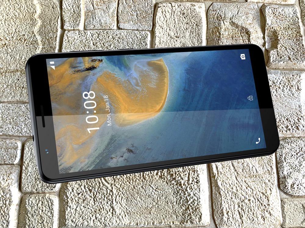 Много функций в смартфоне ZTE Blade A31 за 100 долларов. Есть даже бесконтактные платежи