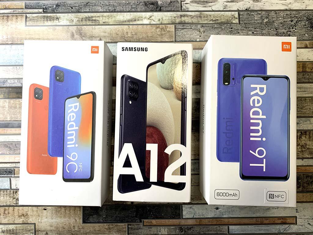 3 популярных дешевых смартфона в августе 2021