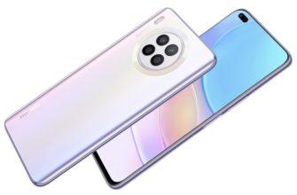Обзор Huawei nova 8i