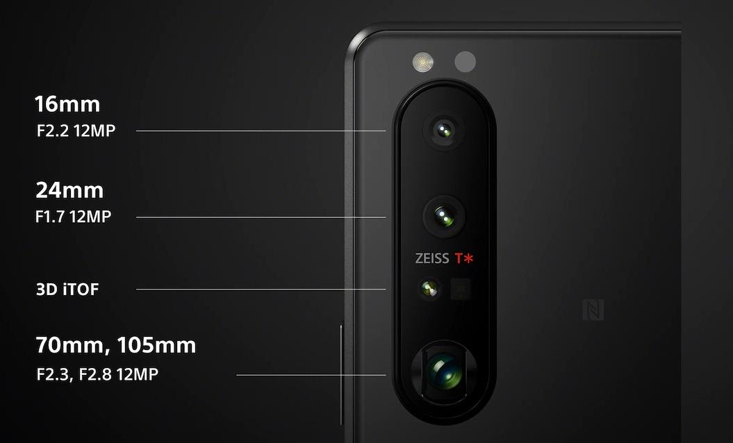 Обзор Sony Xperia 1 III