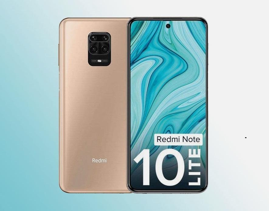 Обзор Redmi Note 10 Lite